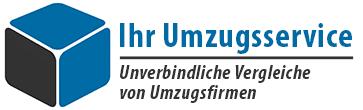 Günstige Umzüge – Netzwerk von Umzugsunternehmen Logo
